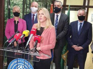 Цвијановић: Додатно унаприједити сарадњу са привредом