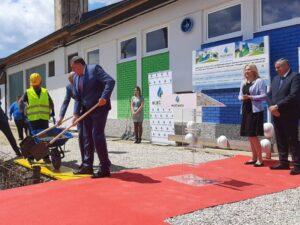 "Положен камен темељац за изградњу комплекса ""Мљечаница"""