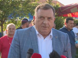 Додик: СНСД је најјача партија која не треба да брине за будућност