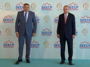 Додик на Самиту процеса сарадње у југоисточној Европи