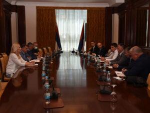 СНСД и Уједињена Српска о актуелним питањима