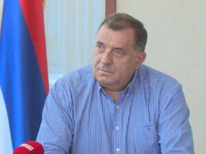 Додик: Братски договор са Србијом о уступању струје