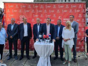Основни постулат – стабилна и јака Српска
