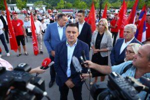 Ђајић: Циљ СНСД-а је минимум 50+1 на наредним изборима