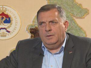 Додик: Само враћање на слово Устава задржаће Српску у БиХ