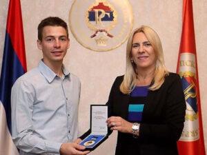 Цвијановић: Млади и образовани људи – највећи понос и богатство