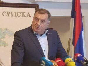 Додик: Ситуација на Космету подвала међународне заједнице