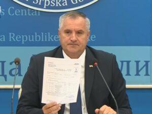 Вишковић: Влада припрема кривичне пријаве – Сви спинови падају у воду