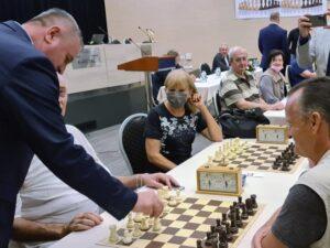 Вишковић отворио Шаховско првенство пензионера