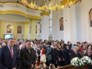 Храм у Новој Тополи – обиљежје за будућност православног народа