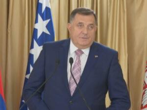 Српска наставља легалну и легитимну борбу за Дејтонски споразум