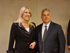 Цвијановић са Орбаном: Српска ужива велико поштовање у Мађарској