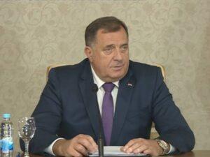 Додик: Са Лавровом о раду Уставног суда БиХ и питању високог представника